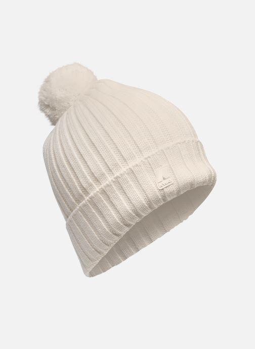 Mütze K-Way  Vincienne Rib Stitch weiß detaillierte ansicht/modell