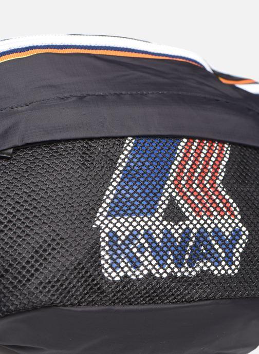 Handtaschen K-Way  Le Vrai 3.0 Kilian schwarz ansicht von hinten