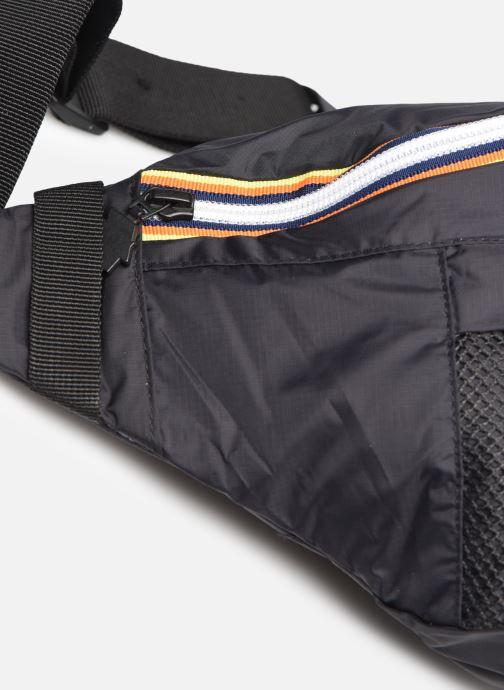 Handtaschen K-Way  Le Vrai 3.0 Kilian schwarz ansicht von links