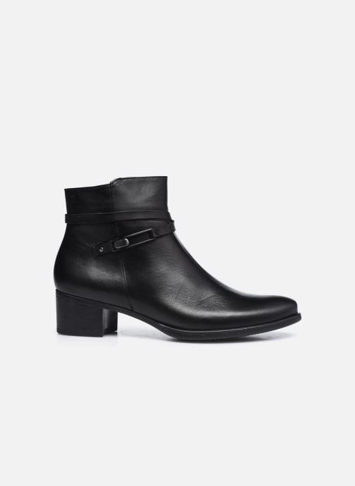 Bottines et boots Dorking D8274 Alegria Noir vue derrière