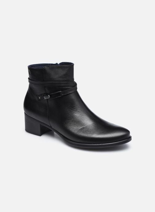 Bottines et boots Dorking D8274 Alegria Noir vue détail/paire