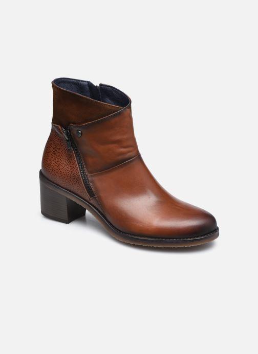 Boots en enkellaarsjes Dames D8394 Ambra