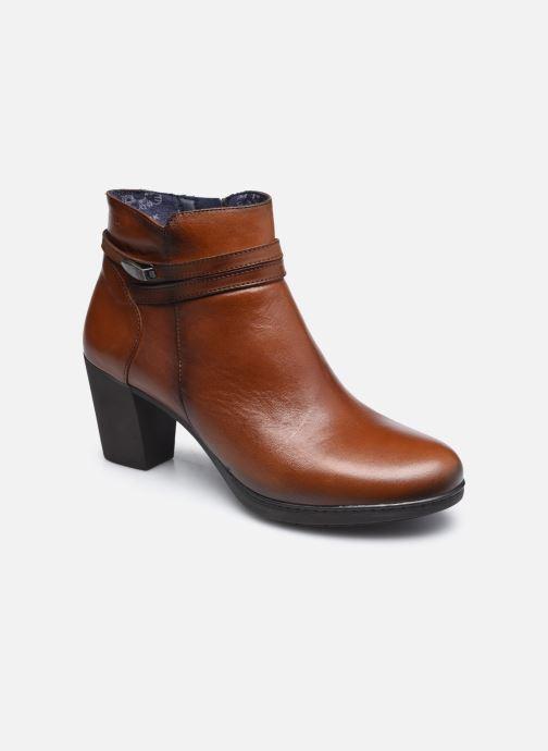 Stiefeletten & Boots Dorking D8102 Evelyn braun detaillierte ansicht/modell