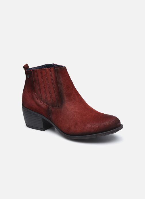 Boots en enkellaarsjes Dorking D8337 Jump Rood detail
