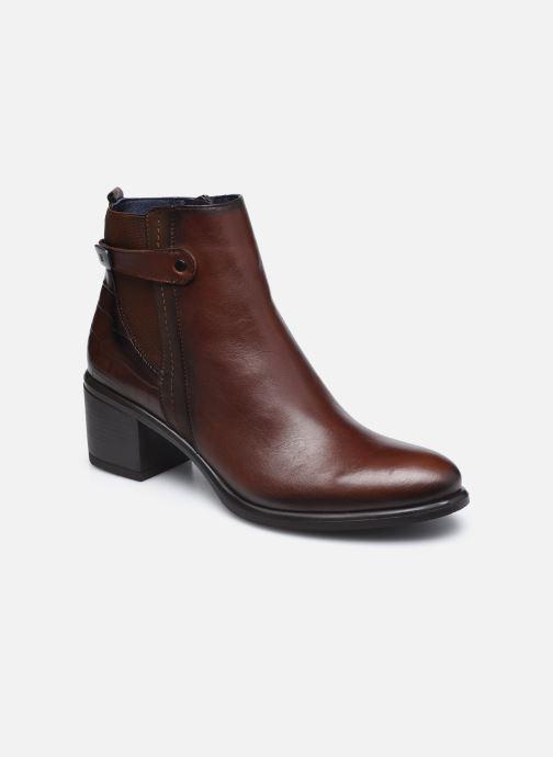 Bottines et boots Dorking D8359 Lexi Marron vue détail/paire