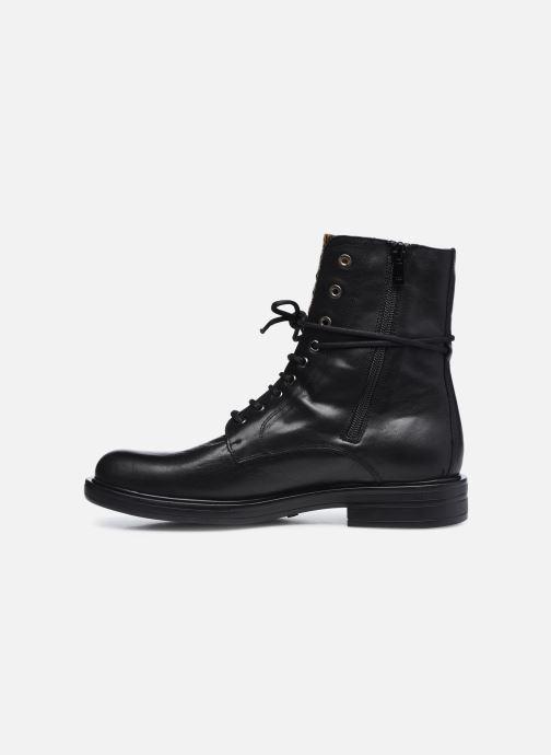 Boots en enkellaarsjes Dorking D8289 Matrix Zwart voorkant