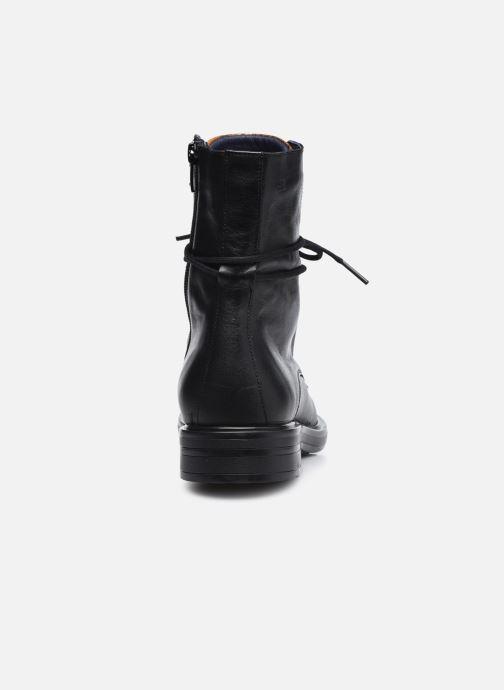 Boots en enkellaarsjes Dorking D8289 Matrix Zwart rechts