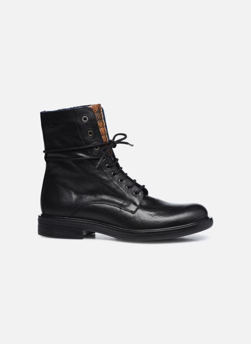 Boots en enkellaarsjes Dorking D8289 Matrix Zwart achterkant