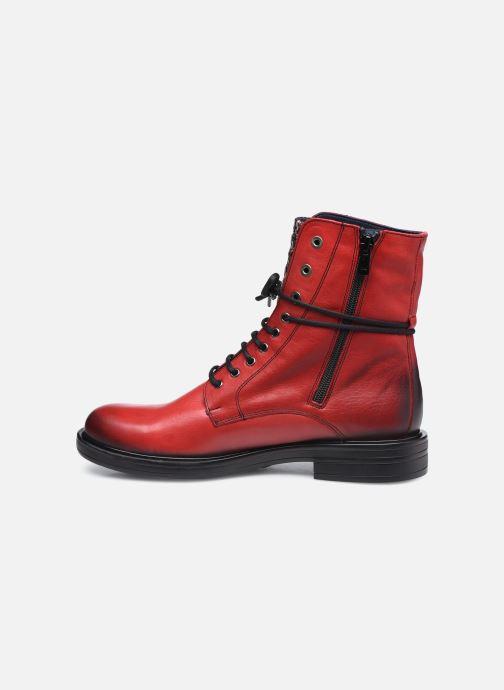 Bottines et boots Dorking D8289 Matrix Rouge vue face