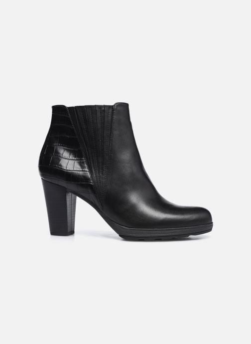 Bottines et boots Dorking D8305 Reina Noir vue derrière