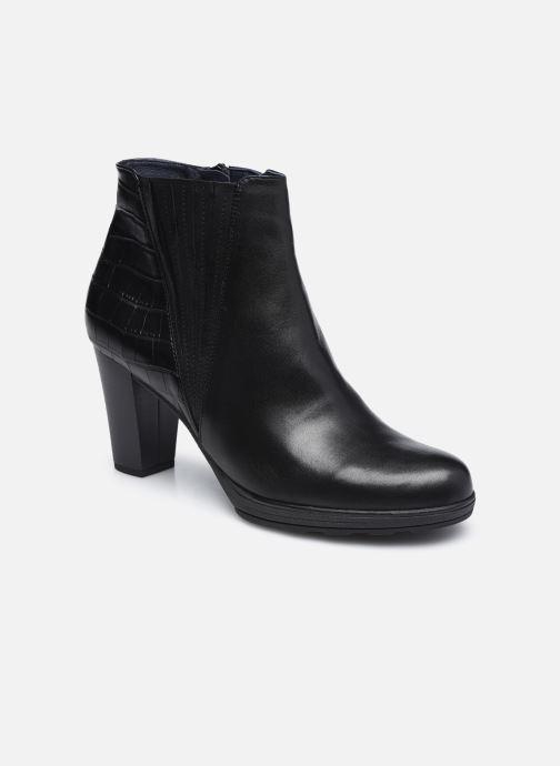 Bottines et boots Dorking D8305 Reina Noir vue détail/paire