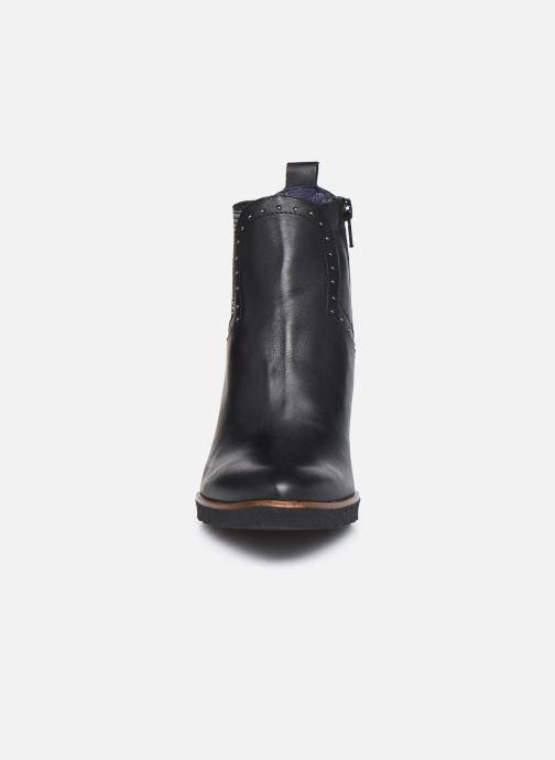 Boots en enkellaarsjes Dorking D8301 Thais Zwart model