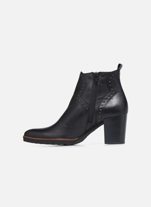 Boots en enkellaarsjes Dorking D8301 Thais Zwart voorkant