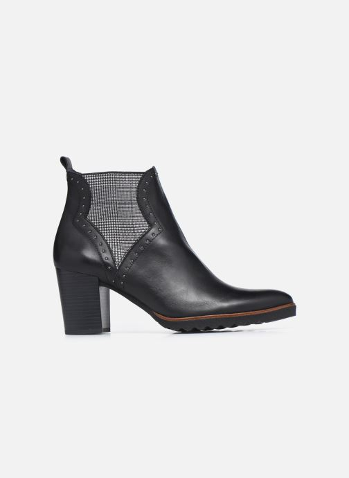 Boots en enkellaarsjes Dorking D8301 Thais Zwart achterkant