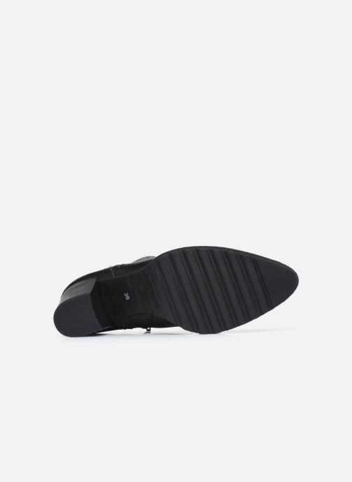 Boots en enkellaarsjes Dorking D8301 Thais Zwart boven
