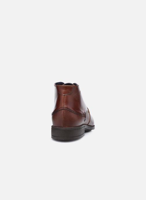 Bottines et boots Fluchos Beta F0681 Marron vue droite