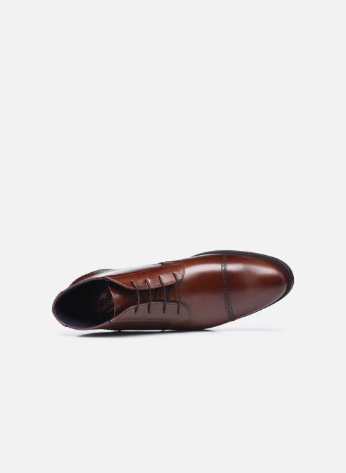 Stiefeletten & Boots Fluchos Beta F0681 braun ansicht von links