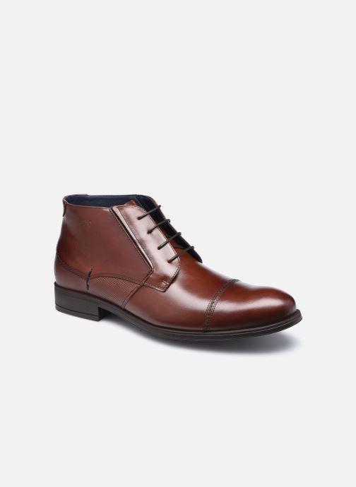 Bottines et boots Fluchos Beta F0681 Marron vue détail/paire