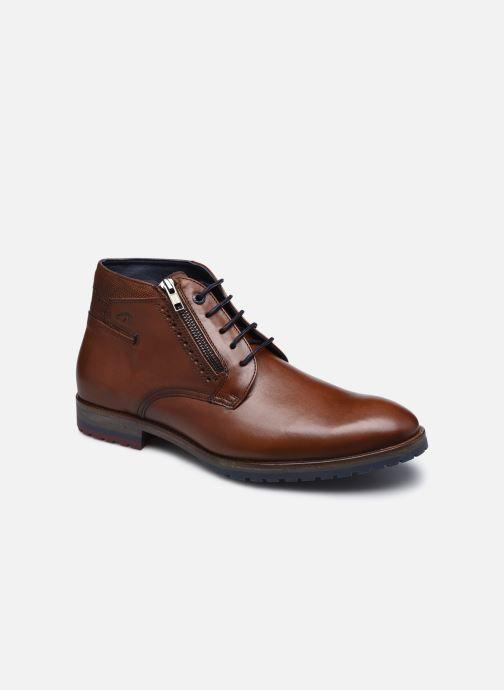 Stiefeletten & Boots Fluchos Ciclope F0568 braun detaillierte ansicht/modell