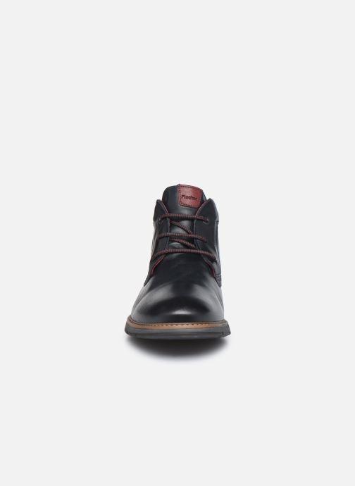 Bottines et boots Fluchos Kiro F0978 Bleu vue portées chaussures