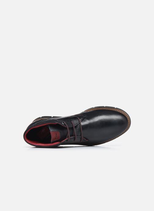 Stiefeletten & Boots Fluchos Kiro F0978 blau ansicht von links