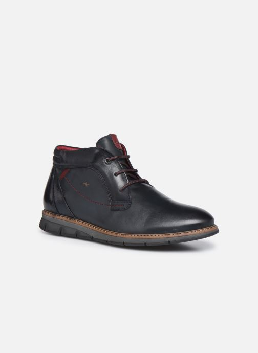 Stiefeletten & Boots Fluchos Kiro F0978 blau detaillierte ansicht/modell