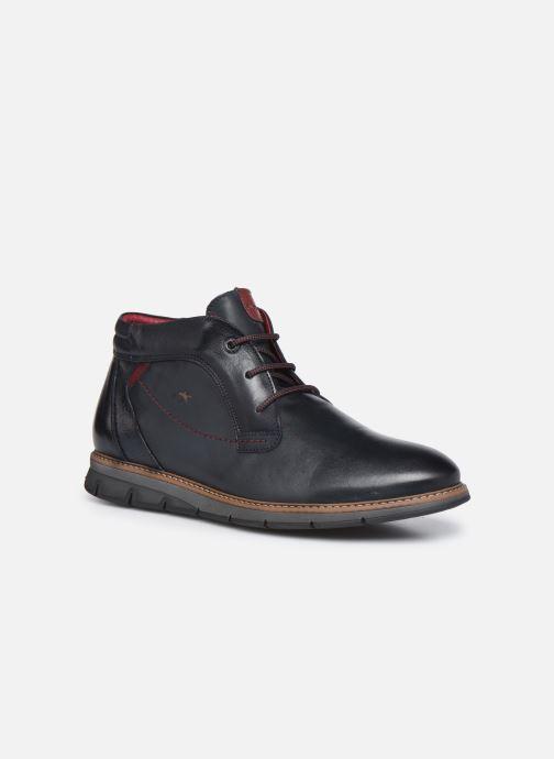 Bottines et boots Fluchos Kiro F0978 Bleu vue détail/paire