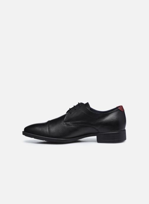 Chaussures à lacets Fluchos Luke F1055 Noir vue face