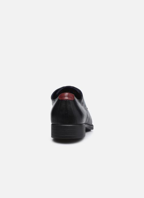 Chaussures à lacets Fluchos Luke F1055 Noir vue droite