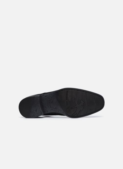 Chaussures à lacets Fluchos Luke F1055 Noir vue haut