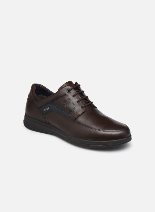 Sneakers Fluchos Orson F0911 Zwart detail