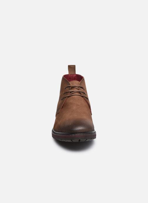 Stiefeletten & Boots Fluchos Owen F0993 braun schuhe getragen