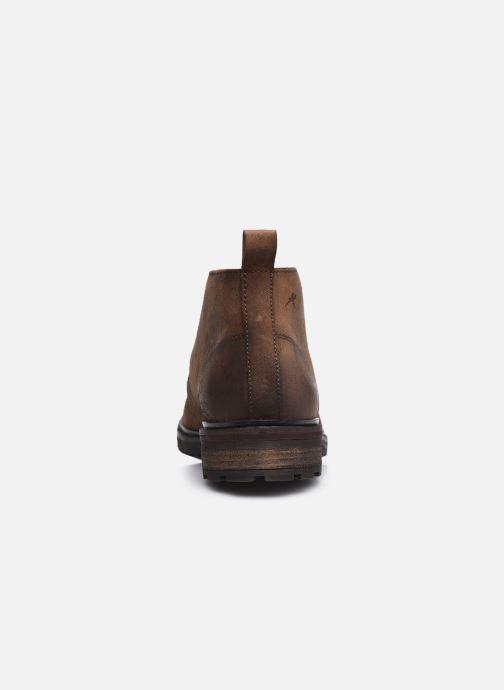 Stiefeletten & Boots Fluchos Owen F0993 braun ansicht von rechts