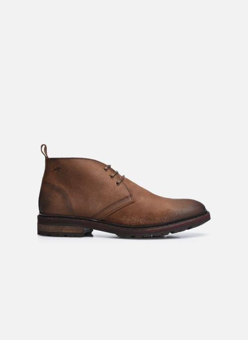 Stiefeletten & Boots Fluchos Owen F0993 braun ansicht von hinten