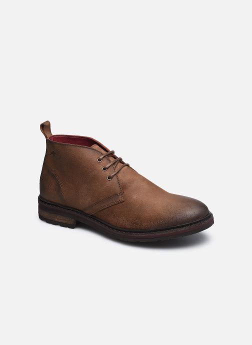 Stiefeletten & Boots Fluchos Owen F0993 braun detaillierte ansicht/modell