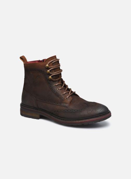 Stiefeletten & Boots Fluchos Owen F0995 braun detaillierte ansicht/modell