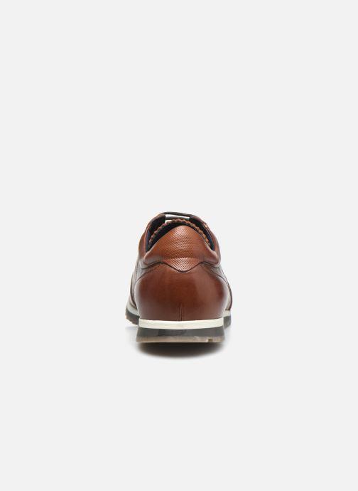 Sneaker Fluchos Sander F0931 braun ansicht von rechts