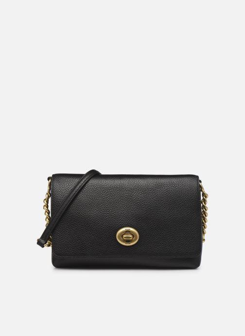 Handtaschen Coach Crsstown Xbody schwarz detaillierte ansicht/modell