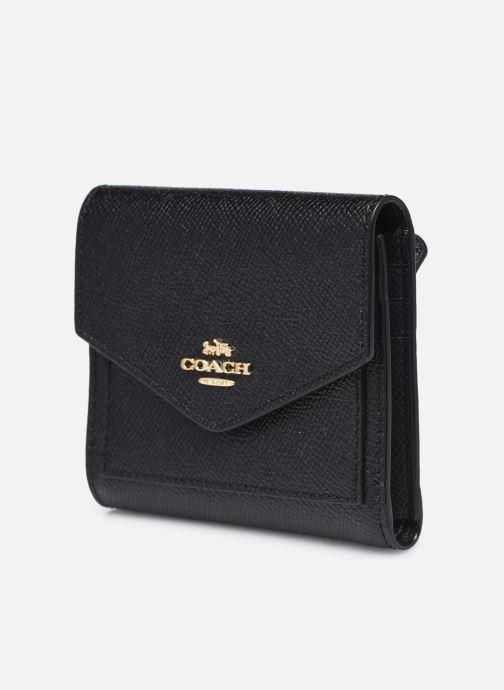 Portemonnaies & Clutches Coach Small Wallet schwarz schuhe getragen
