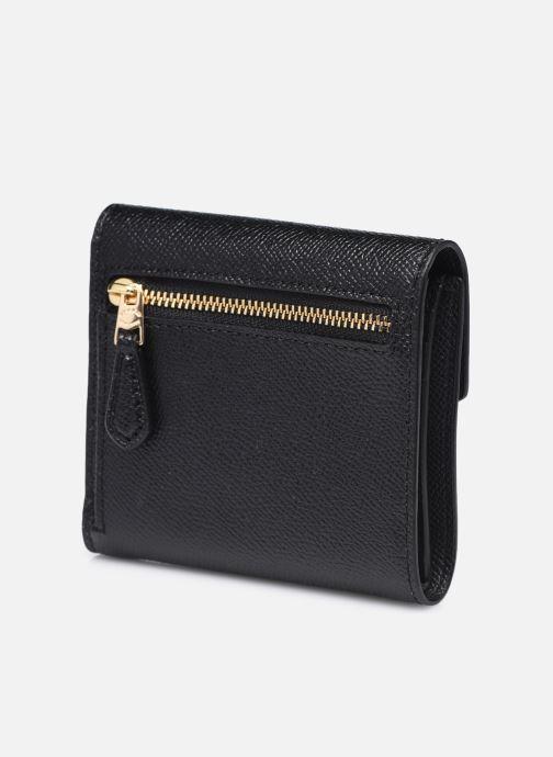 Portemonnaies & Clutches Coach Small Wallet schwarz ansicht von rechts