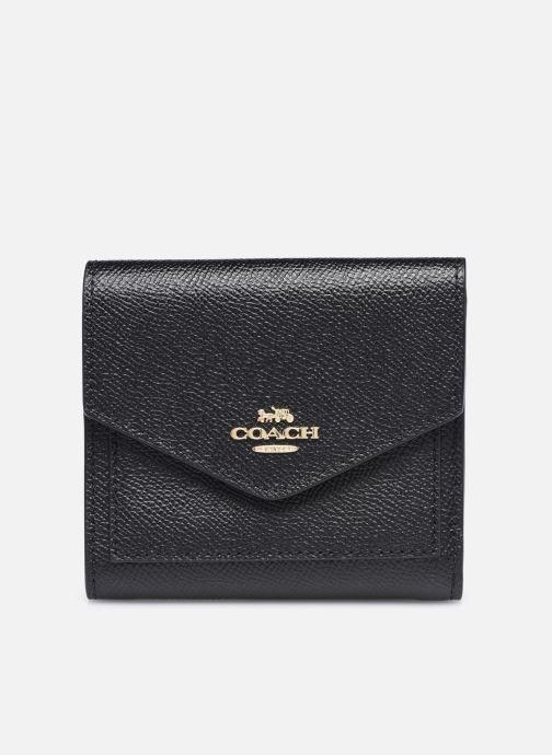 Portemonnaies & Clutches Coach Small Wallet schwarz detaillierte ansicht/modell