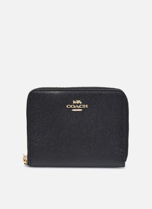 Portemonnaies & Clutches Coach Small Zip Around Wallet schwarz detaillierte ansicht/modell