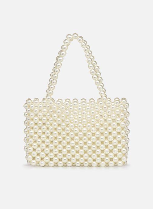 Handtaschen Moune Paris Jenie weiß ansicht von vorne