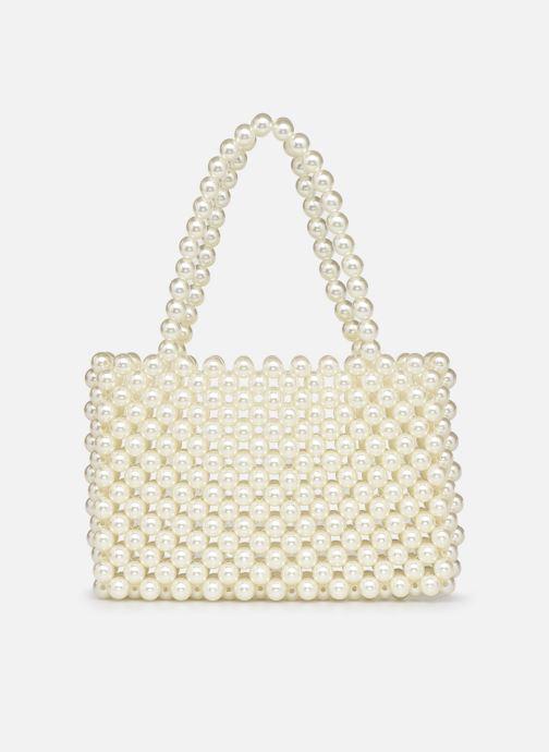 Handtaschen Moune Paris Jenie weiß detaillierte ansicht/modell