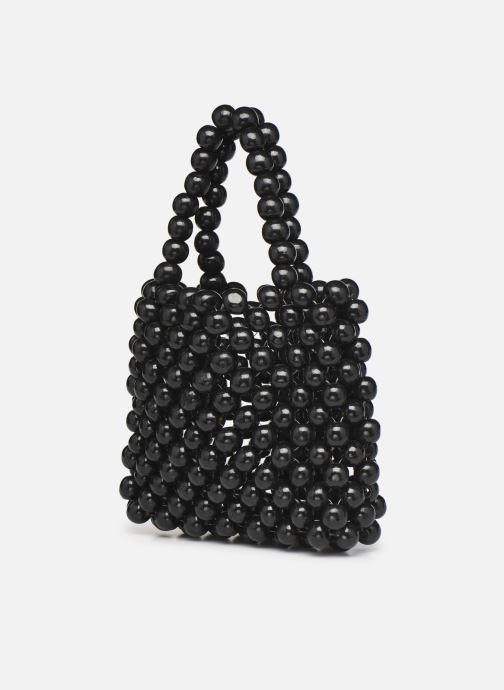Handtaschen Moune Paris Blabla schwarz schuhe getragen