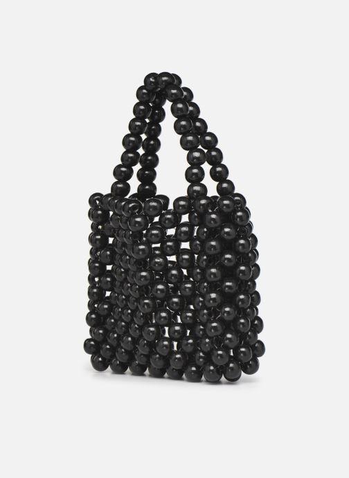 Handtaschen Moune Paris Blabla schwarz ansicht von rechts