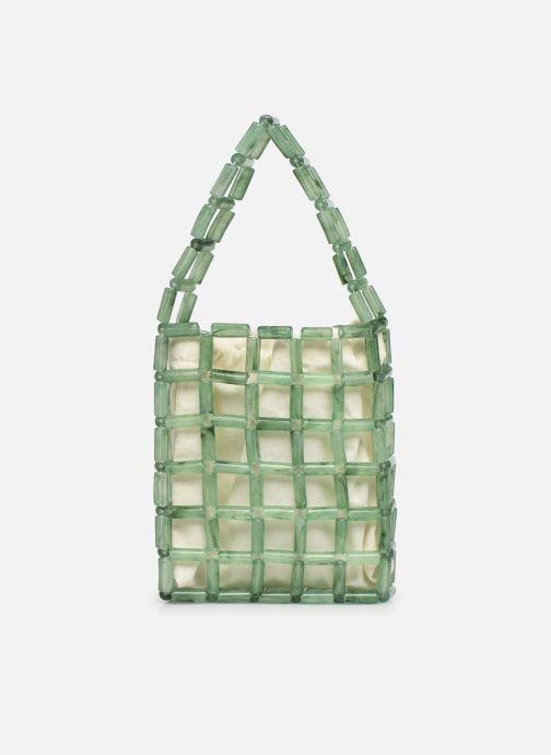 Handtaschen Moune Paris Grinie grün ansicht von vorne