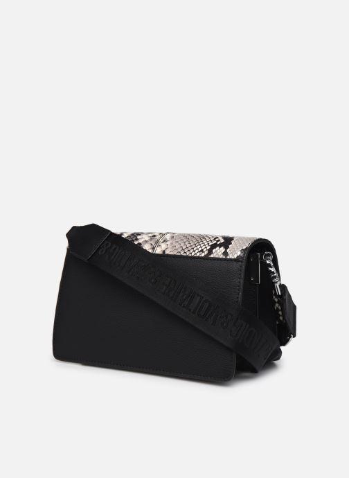 Handtaschen Zadig & Voltaire Lolita Wild schwarz ansicht von rechts