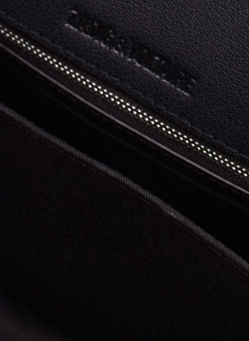 Handtaschen Zadig & Voltaire Lolita Wild schwarz ansicht von hinten