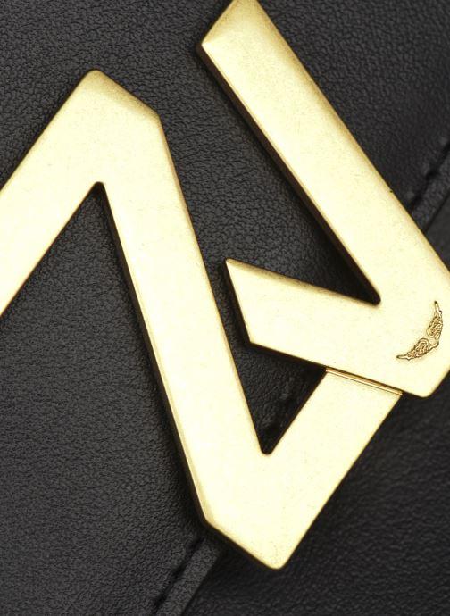 Handtaschen Zadig & Voltaire ZV INITIALE CIT schwarz ansicht von links